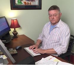 Garland McWatters, Tulsa Oklahoma, author, self-improvement, leadership