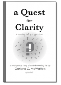 self-improvement, Garland McWatters, Tulsa, Oklahoma, priorities, clarity, purpose, goals