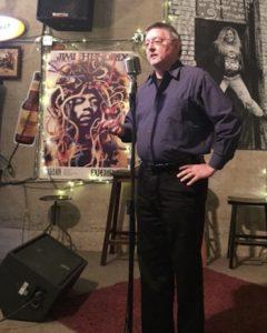 Garland McWatters, Tulsa Oklahoma, author, storyteller, Truth and Daring Dallas Texas