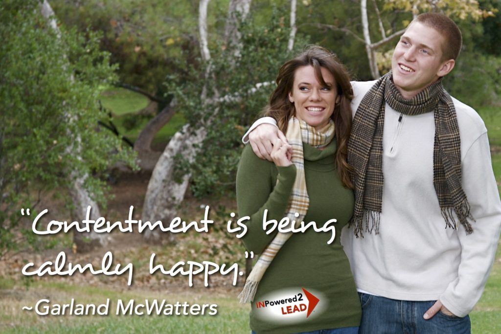 Garland McWatters, Tulsa Oklahoma, happiness, contentment,