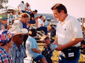 Garland McWatters, author, Tulsa Okahoma, leadership, congressional candidate 2000
