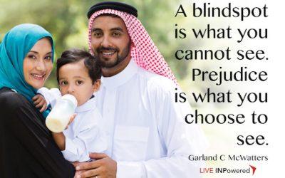 Blindspots and prejudice