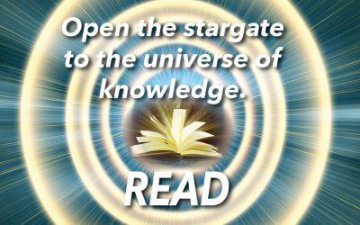 Books are a stargate
