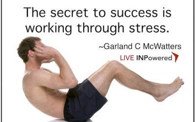 Success through Stress
