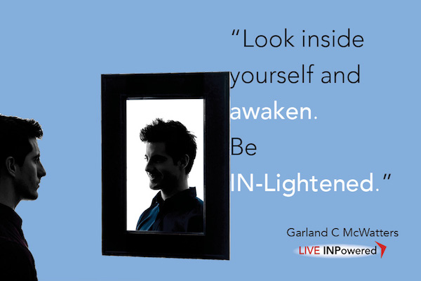 Garland McWatters, leadership training Tulsa OK, author, Inpowering Thoughts, introspection, self-awareness, personal development