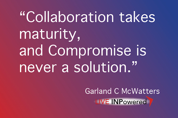 Collaboration versus compromise