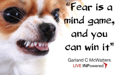 Fear is a mind game
