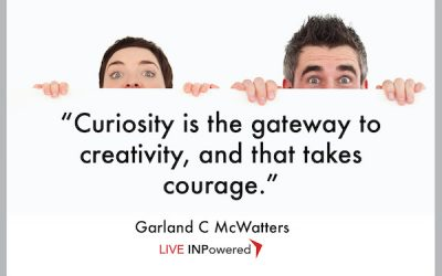 Curiosity takes courage