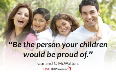 Make your children proud