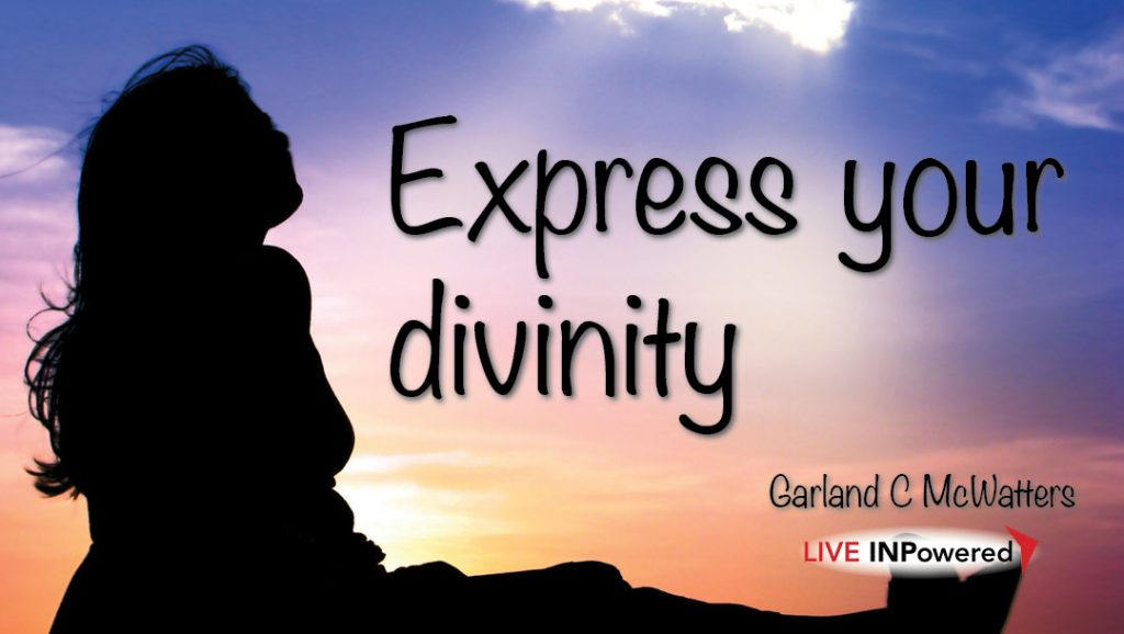 Garland McWatters, self-improvement, self-concept, divine nature, spirituality, Leadership trainers in Tulsa Oklahoma