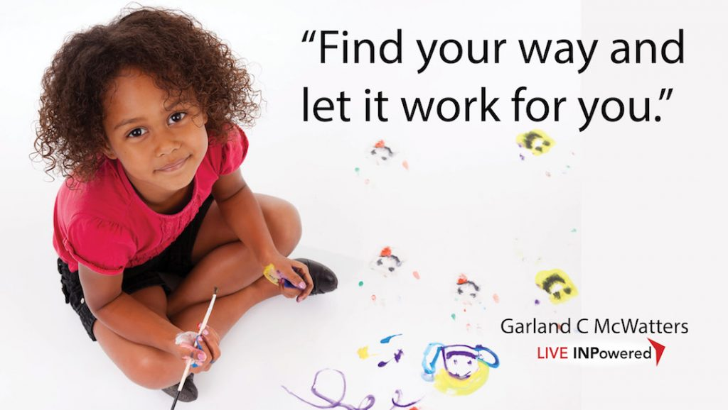 Garland McWatters, originality, authentic, creative, creativity, individuality, Leadership trainers in Tulsa Oklahoma