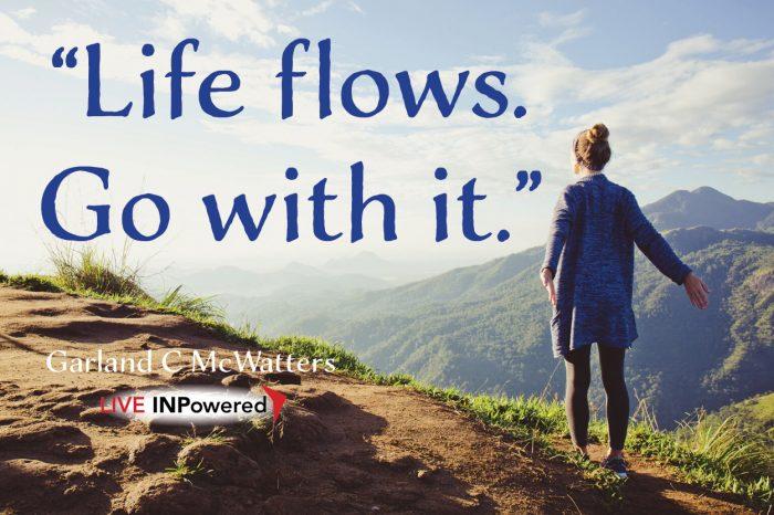 Garland McWatters, Leadership trainer Oklahoma, life, life balance, personal energy, empowerment