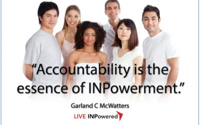 Accountability is the essence of INPowerment