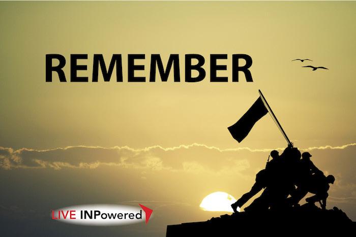 Garland McWatters, Leadership trainer Oklahoma, Memorial Day, remembering, sacrifice, heroes, honor,