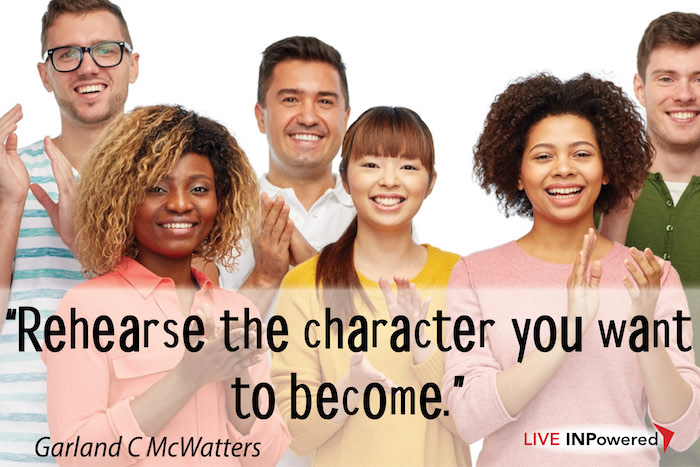 Garland McWatters, Leadership trainer Oklahoma, self-improvement, character, learning, personal growth, practice, training