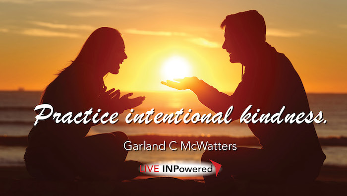 Garland McWatters, Leadership trainer Oklahoma, kindness, manners, attitude