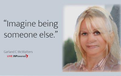 Imagine being someone else